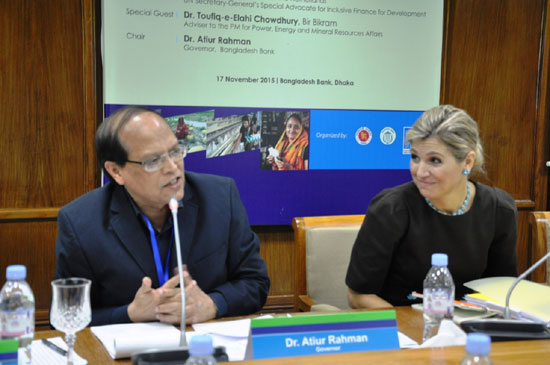 Queen Maxima appreciates Bangladesh's financial inclusion