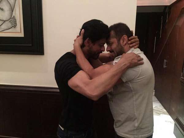 SRK-Salman bond