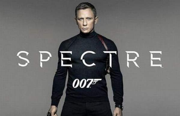 'Spectre' rules global box office with $300 million