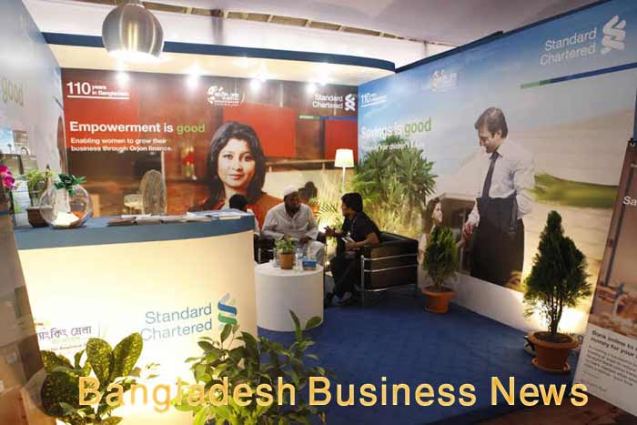 StanChart showcases product for empowering women