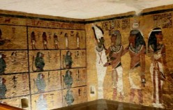 'High chance' of chamber in Tut's tomb