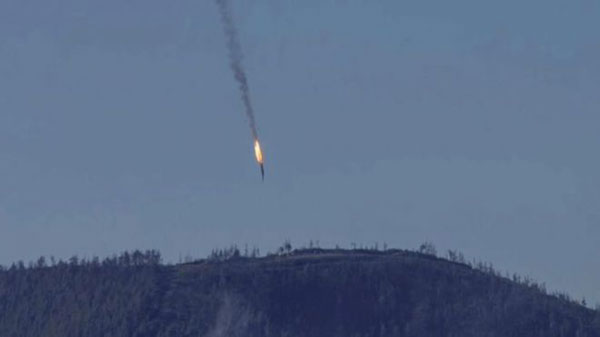 Turkey seeks to calm Russia plane row