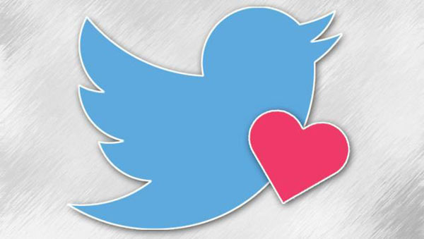Twitter changes 'favourite' star to heart-shaped 'like'