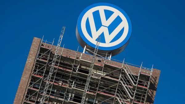 800,000 cars have false CO2 levels: Volkswagen
