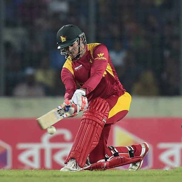 Zimbabwe seek to end tour on a high