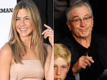 Jennifer Aniston, Robert De Niro team up for 'The Comedian'