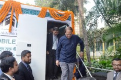 'Mobile ATM Booth' service introduced in Bangladesh