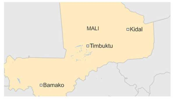 3 killed in attack on UN base in Mali