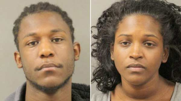 Mum and boyfriend charged after baby died in oven