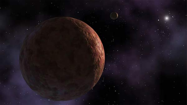 Most distant solar system object spied