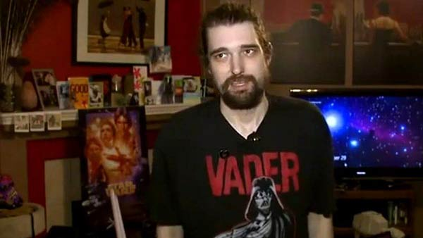 Dying Star Wars fan gets early screening of 'The Force Awakens'