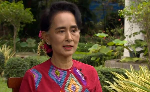 Suu Kyi's NLD wins majority in Myanmar