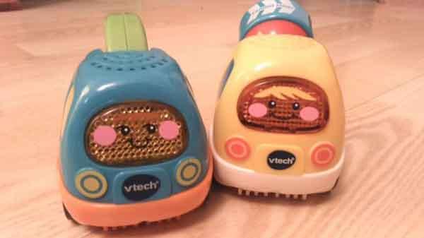 Children's electronic toy maker Vtech hacked