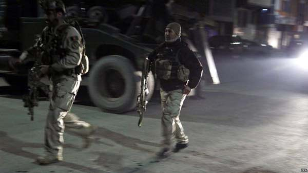 Kabul embassy attackers killed