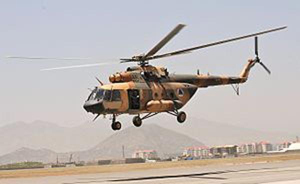 Bangladesh receives Russian choppers