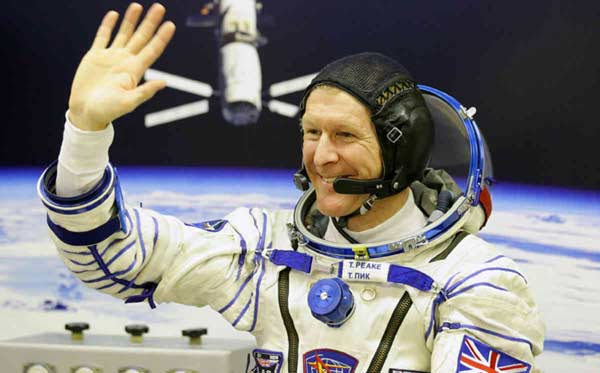 Astronaut dials wrong number to Earth!