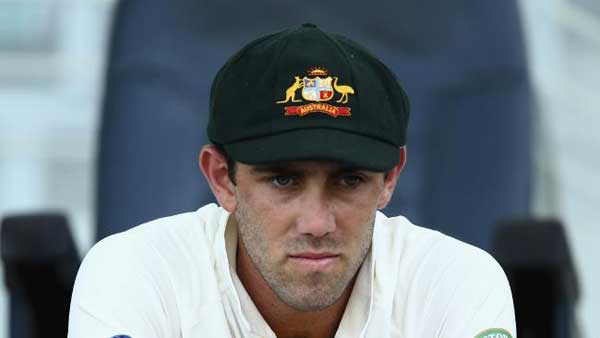 Bangladesh blow hurt form: Glenn Maxwell