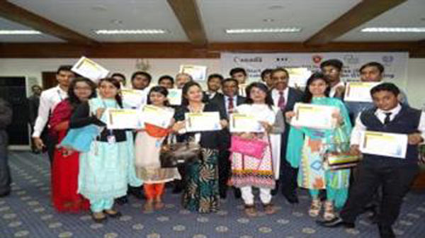 ILO trains 150 new Bangladesh entrepreneurs