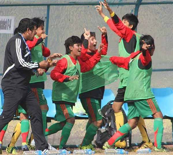 Bangladesh clinch AFC U-14 Championships defeating Nepal