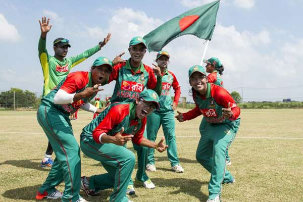 Bangladesh Women beat Zimbabwe to reach final in World T20 Qualifier