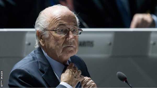 FBI probes Blatter bribe scandal role