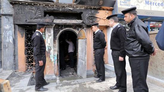 Cairo restaurant firebomb attack kills 16