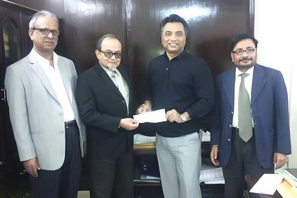 IBBL donates BDT5.00 million for CCTV