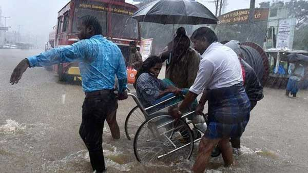 India's hit by fresh rain and deadly flooding