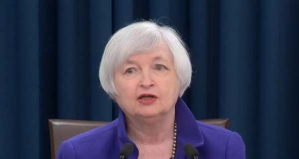 Asian markets in mixed reaction to Yellen comments