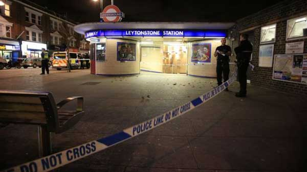 '3 stabbed at London Tube station in terror attack'