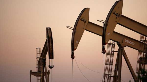 Crude oil prices drop as market-wide sentiment sours