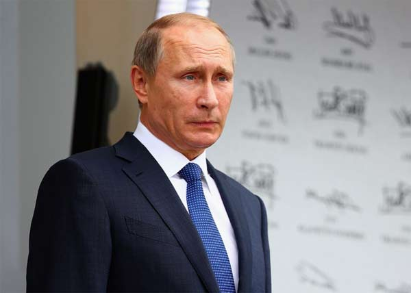 Turkey will regret Syria act: Putin