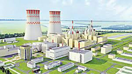 Power unit-2 of Rooppur NPP gets construction license