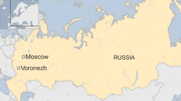 21 killed in Russian clinic fire