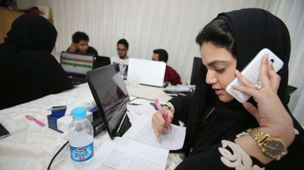 Women in Saudi Arabia to vote for first time