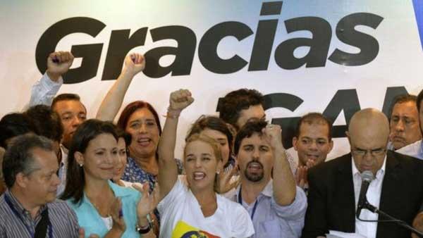 Venezuela election: Maduro's Socialists trounced