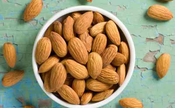 14 gram almonds daily boost your health