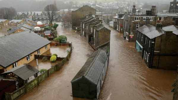 UK homes evacuated as flooding persists