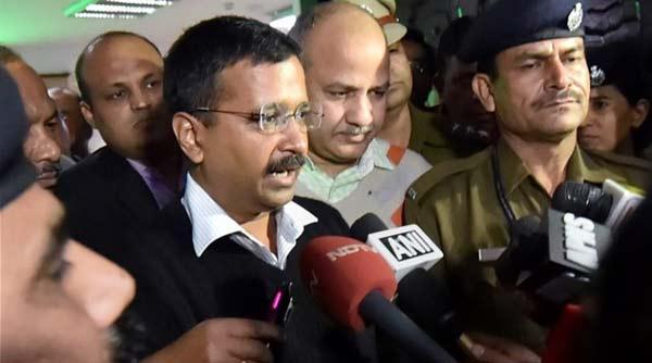 Kejriwal calls PM Modi 'psychopath'