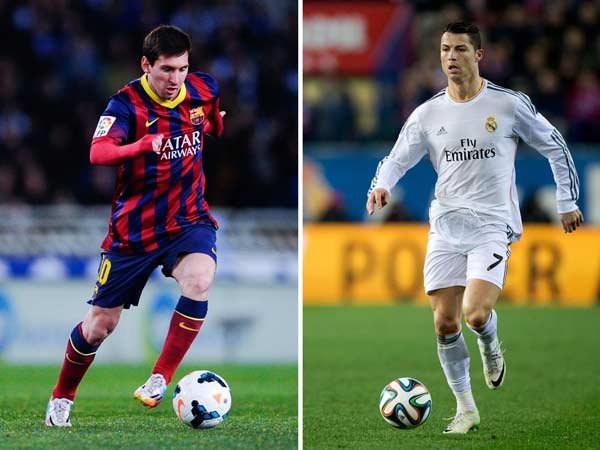Messi leads Marca's top 10 players of 2015, Ronaldo ranked 8th