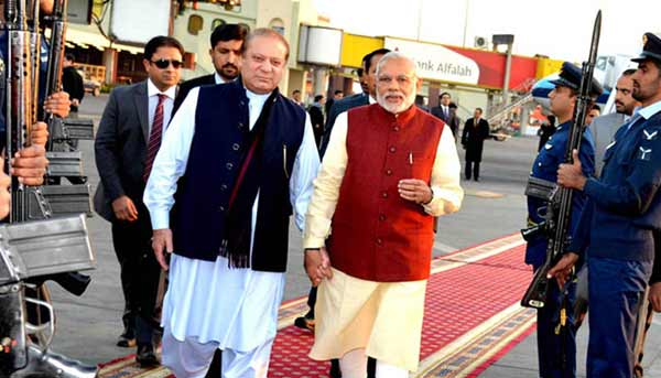 'PM Modi's good gesture towards Pakistan aimed at winning UNSC membership'