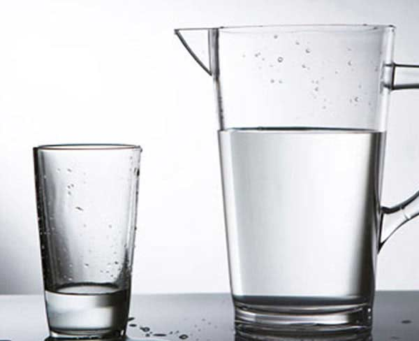 A glass of water contains 10 million bacteria: Study