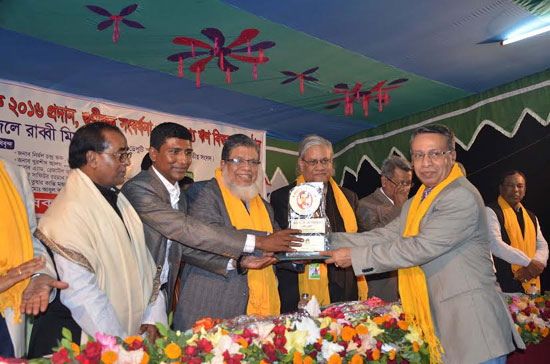 Bangladesh Bank GM Asaduzzaman gets ICM Award