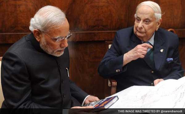Modi, Sonia condole demise of Bangladesh war veteran
