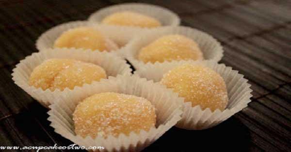 Yummiest yema balls
