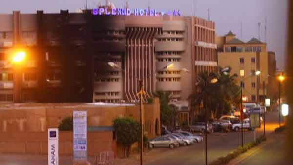 Burkina Faso attack: Dozens freed, 23 killed in hotel siege