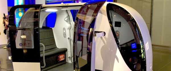 Driverless cars set to the streets of UK this summer