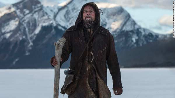 Is it finally Leonardo DiCaprio's year?