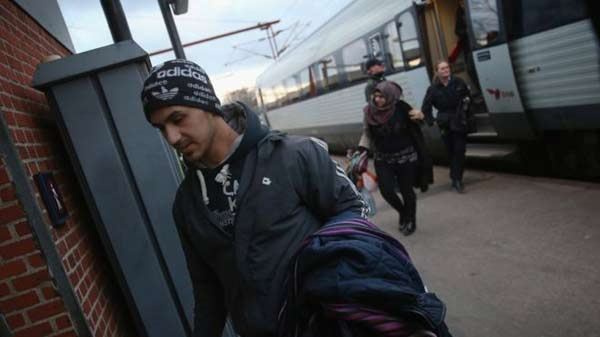 Denmark backs seizing migrants' assets