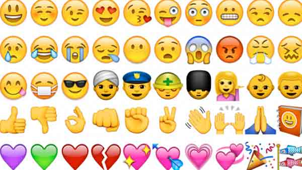 Emoji is a digital and cultural phenomenon: Just deal with it
